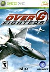 Rent Over G Fighters for Xbox 360