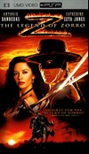 Rent Legend of Zorro for PSP Movies