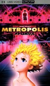 Rent Metropolis for PSP Movies