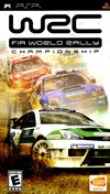Rent WRC: FIA World Rally Championship for PSP Games