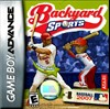 Rent Backyard Sports: Baseball 2007 for GBA