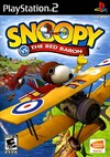 Rent Snoopy vs. the Red Baron for PS2