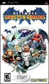Rent Ultimate Ghosts 'N Goblins for PSP Games