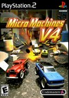 Rent Micro Machines V4 for PS2