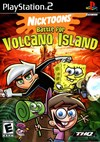 Rent Nicktoons: Battle for Volcano Island for PS2