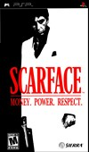 Rent Scarface: Money. Power. Respect. for PSP Games