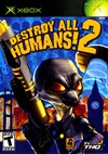 Rent Destroy All Humans 2 for Xbox