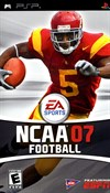 Rent NCAA Football 07 for PSP Games