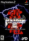 Rent Raiden III for PS2
