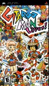 Rent Gitaroo Man Lives! for PSP Games