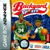 Rent Backyard Sports: Basketball 2007 for GBA
