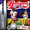 Rent Backyard Sports: Football 2007 for GBA
