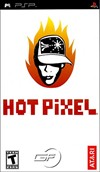 Rent Hot Pixel for PSP Games