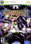 Rent Phantasy Star Universe for Xbox 360