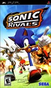 Rent Sonic Rivals for PSP Games