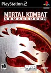 Rent Mortal Kombat: Armageddon for PS2