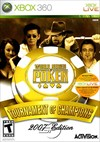 Rent World Series of Poker: Tournament of Champions 2007 for Xbox 360