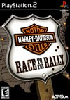 Rent Harley-Davidson Cycles: Race to the Rally for PS2