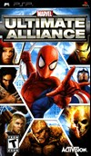 Rent Marvel: Ultimate Alliance for PSP Games