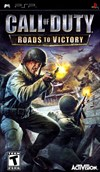 Rent Call of Duty: Roads to Victory for PSP Games