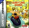 Rent Camp Lazlo: Leaky Lake Games for GBA