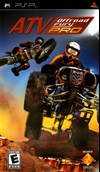 Rent ATV Offroad Fury Pro for PSP Games