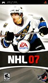 Rent NHL 07 for PSP Games