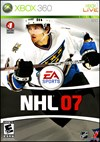 Rent NHL 07 for Xbox 360