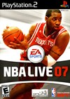 Rent NBA Live 07 for PS2