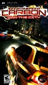 Rent Need for Speed: Carbon - Own the City for PSP Games
