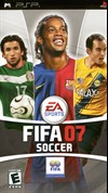 Rent FIFA Soccer 07 for PSP Games