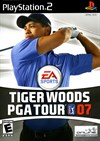 Rent Tiger Woods PGA Tour 07 for PS2