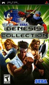 Rent Sega Genesis Collection for PSP Games