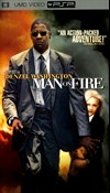 Rent Man on Fire for PSP Movies