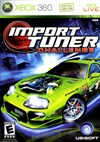 Rent Import Tuner Challenge for Xbox 360
