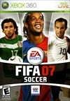 Rent FIFA Soccer 07 for Xbox 360