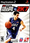 Rent College Hoops NCAA 2K7 for PS2