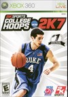 Rent College Hoops NCAA 2K7 for Xbox 360