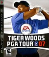 Rent Tiger Woods PGA Tour 07 for PS3