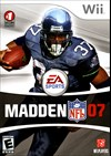Rent Madden NFL 07 for Wii