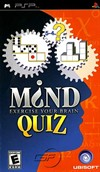 Rent Mind Quiz for PSP Games