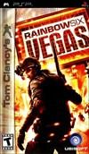 Rent Tom Clancy's Rainbow Six Vegas for PSP Games