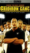 Rent Gridiron Gang for PSP Movies