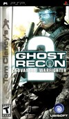 Rent Tom Clancy's Ghost Recon Advanced Warfighter 2 for PSP Games