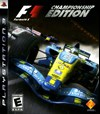 Rent Formula 1: Championship Edition for PS3