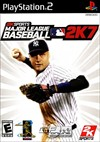 Rent Major League Baseball 2K7 for PS2