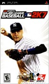 Rent Major League Baseball 2K7 for PSP Games