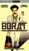 Rent Borat for PSP Movies