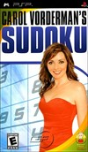 Rent Carol Vorderman's Sudoku for PSP Games