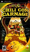 Rent Chili Con Carnage for PSP Games